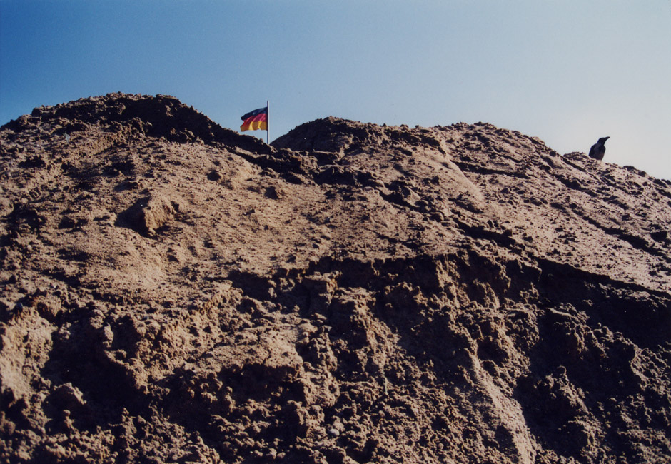 Andreas Burger: Wenn der Sandmann kommt (2001)