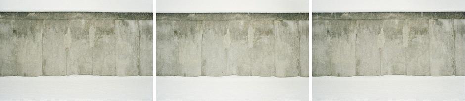 Diane Welke: Grenzmauer75