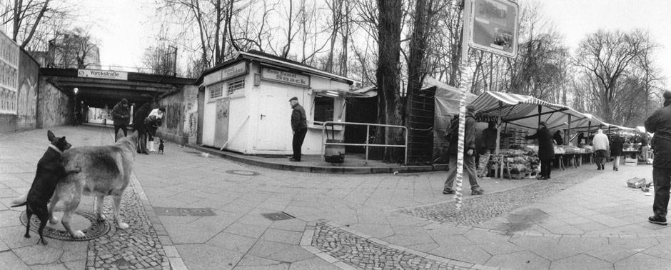 Frank Silberbach: Geschichten aus dem Neuen Berlin