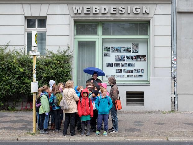 Fenster61. Hier mit Fotos von Marga van den Meydenberg